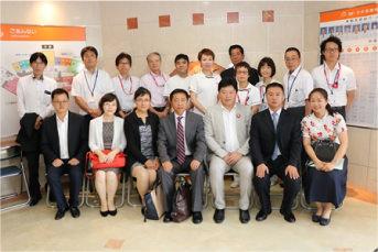 中国での社会貢献活動