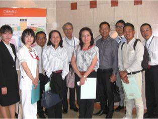 タイでの社会貢献活動