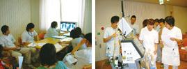 看護部教育の様子2